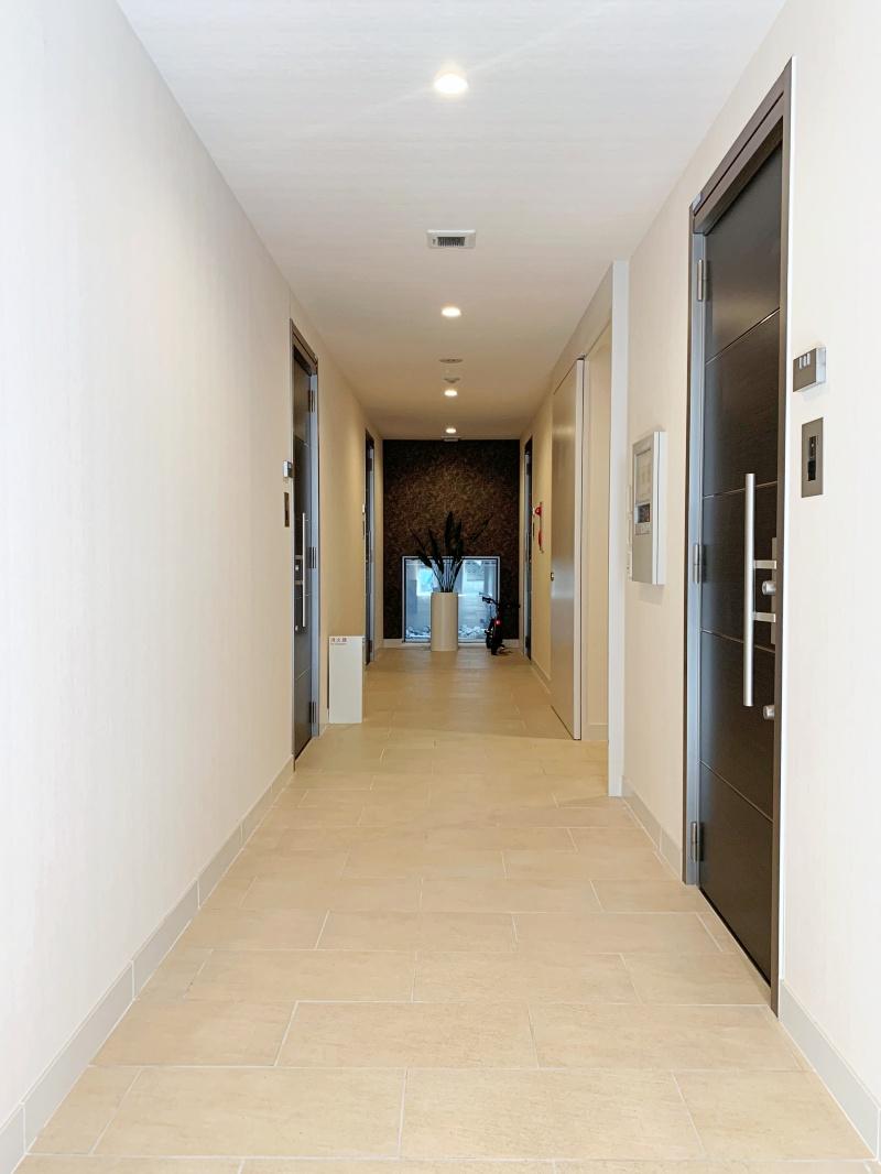 賃貸マンション 1R 大田区中馬込1の室内廊下