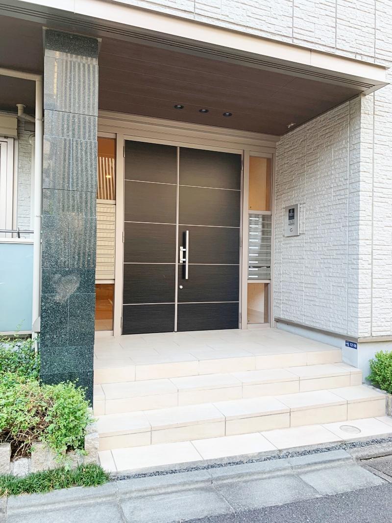 賃貸マンション 1R 大田区中馬込1の外観