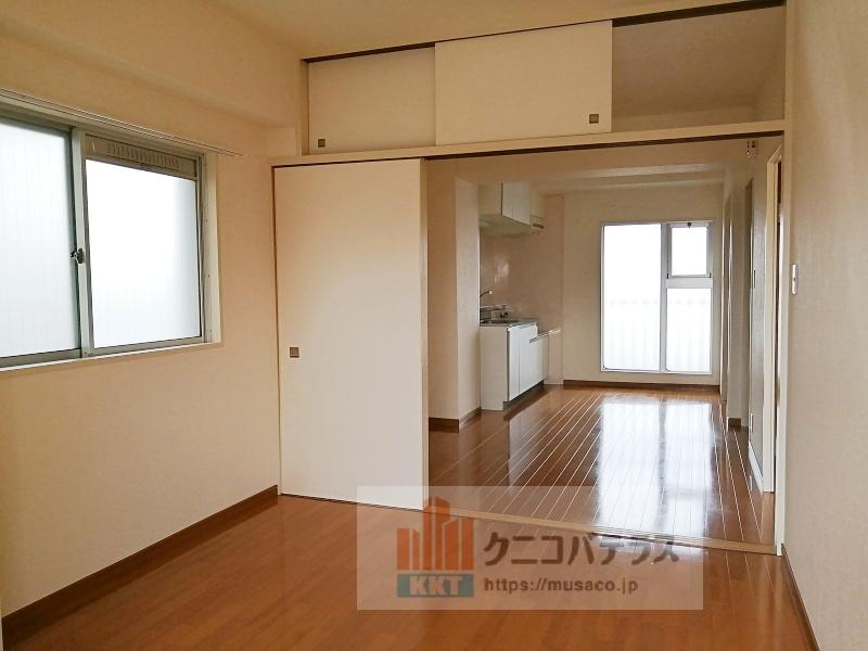 賃貸マンション 2DK 品川区小山3の室内